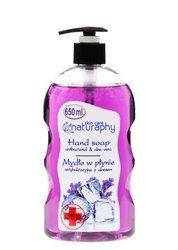 Antibacterial lavender liquid soap with aloe 650 ml