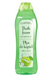 Apple bubble bath with aloe 1L