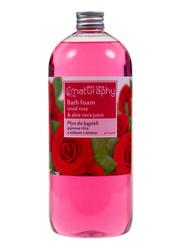 Bath lotion crimson rose with aloe 1L