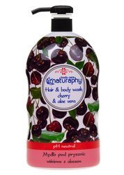 Cherry shower soap with aloe 1L