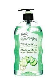Cucumber liquid soap with aloe extract 650 ml