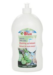 Dishwashing lotion with mint scent 1L