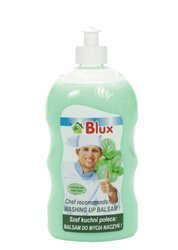Dishwashing lotion with mint scent 650 ml