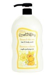 KIDS banana shower soap with aloe vera 1L
