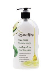 Natural ECO liquid soap with avocado oil 650 ml