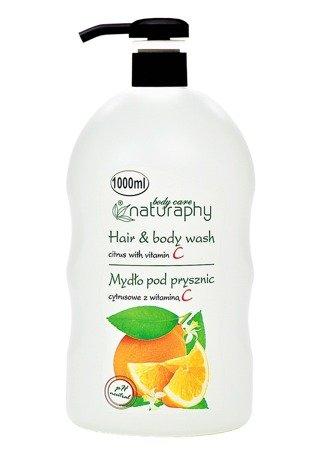 Citrus shower soap with vitamin C 1L