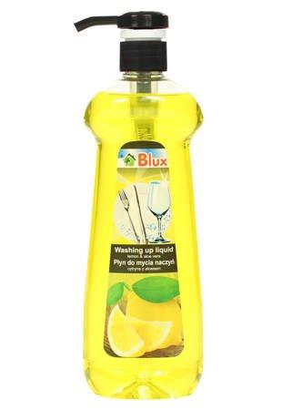 Lemon and aloe dishwashing liquid 500 ml