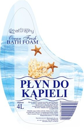 Sea bath lotion 4L
