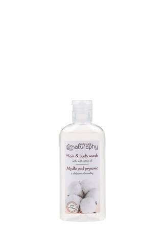 Shower soap with cotton oil 100ml
