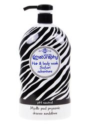 Mydło pod prysznic drzewo sandałowe, Zebra 1L