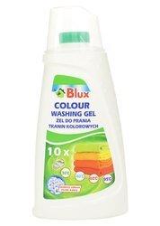 Żel do prania tkanin kolorowych Blux 1L