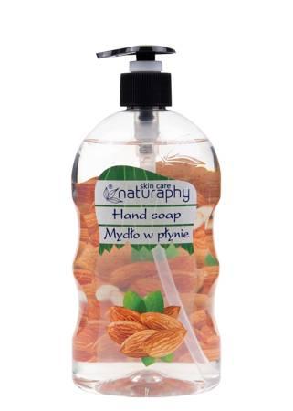 Mydło do rąk w płynie z olejkiem ze słodkich migdał 650 ml