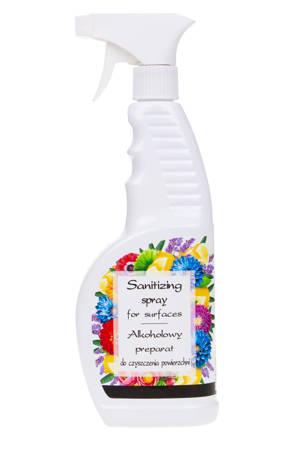 Preparat do dezynfekcji 75% alkohol, 650 ml