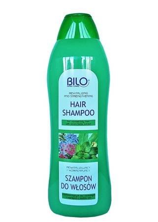 Rewitalizujący i wzmacniający szampon do włosów przetłuszczających się i normalnych z wyciągiem z siedmiu ziół 1L