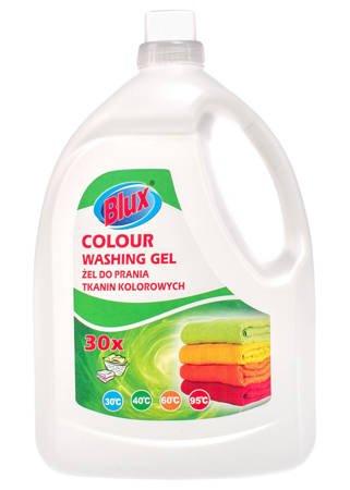 Żel do prania kolorowych tkanin 3L